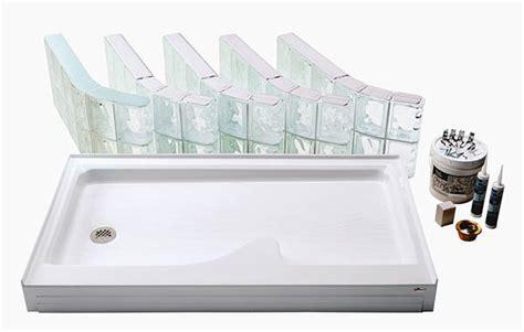 bathtub spa kit bath tub replacement in st louis custom glass block