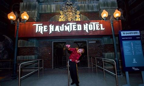 The Haunted Hotel the haunted hotel picture of img worlds of adventure