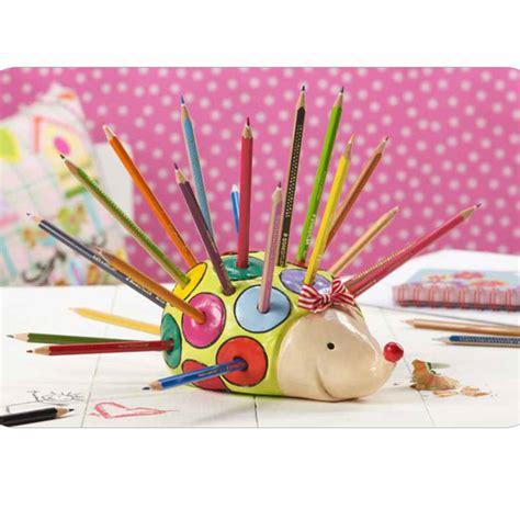 Pencil Holders For Desks hedgehog pencil holder for desks perles amp co