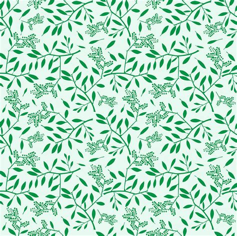 seamless pattern leaves leaves pattern seamless wallpaper free stock photo