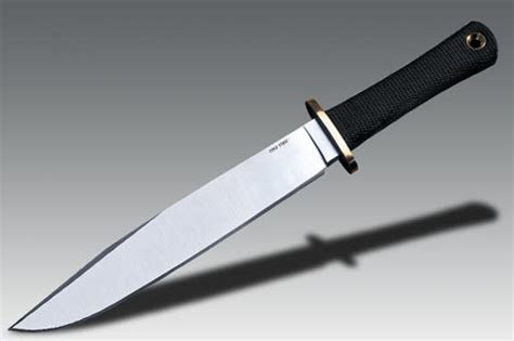 trail master cold steel trail master in o 1 high carbon fixed blade
