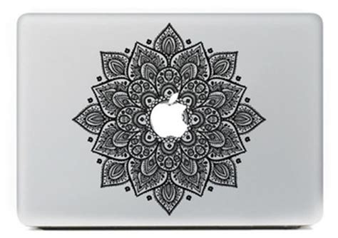 Aufkleber Apple Pencil by Mh028 Flower Diy Decorative Pattern Vinyl Decal Laptop