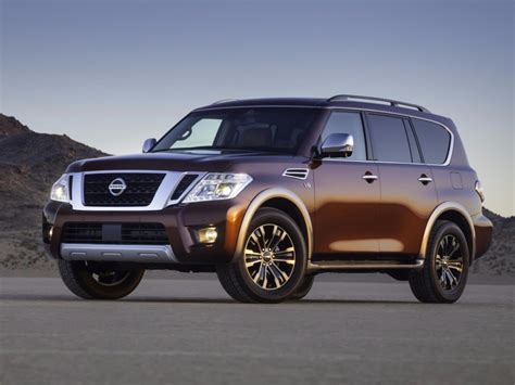 nissan new the new nissan armada is channeling its rugged heritage