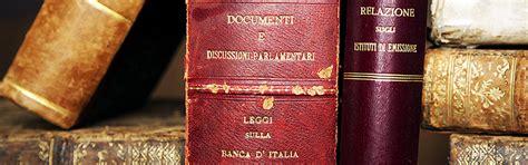 funzioni della banca d italia banca d italia disposizioni generali