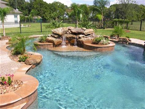 award winning pools and spas kb custom pools