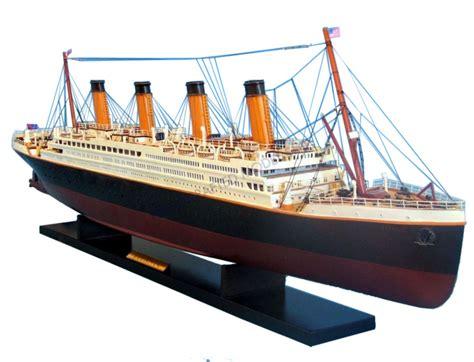 titanic model boat for sale buy rms titanic model cruise ship 40 inch ship models