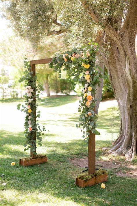 Wedding Cakes Arbor by 25 Best Ideas About Wooden Arch On Wooden