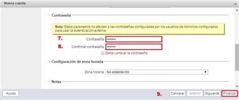 tutorial de zimbra en español crear cuenta de correo en zimbra