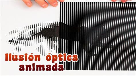 imagenes opticas para niños imprime tu ilusi 243 n 243 ptica animada super f 225 cil youtube