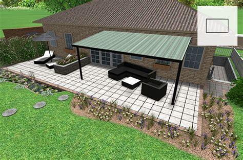 terrasse zeichnen steinplatten terrassenboden materialien im 220 berblick