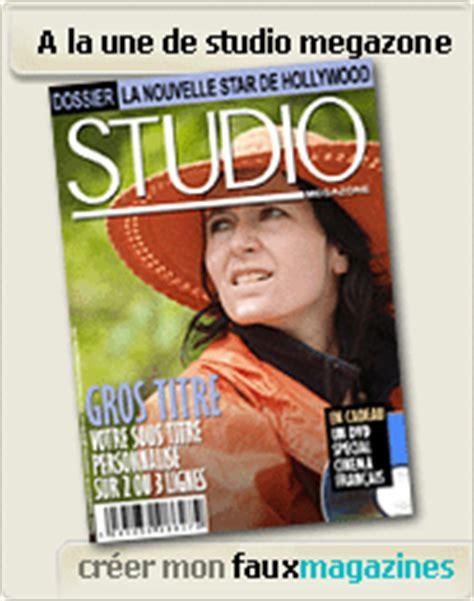 faux magazines cr 233 er facilement une fausse couverture de
