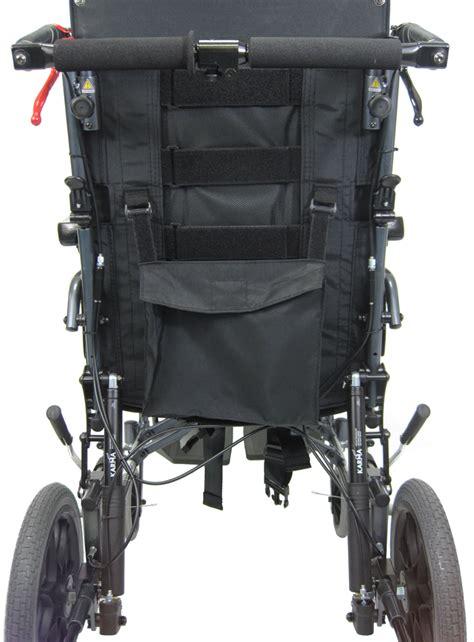 reclining transport chair karman mvp 502 tp reclining transport wheelchair