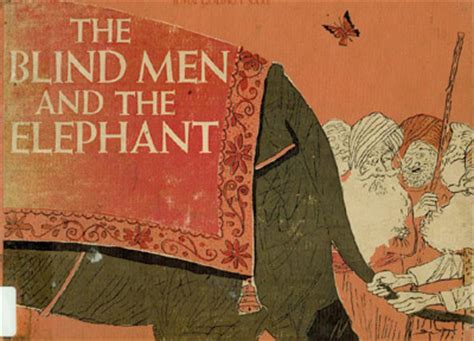 Saxe The Blind And The Elephant the blind and the elephant godfrey saxe paul galdone books