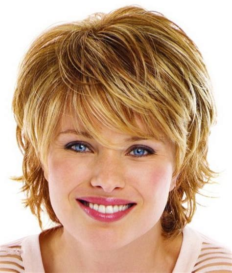 hairstyles round face double chin hairstyles for women over 40 with double chin short