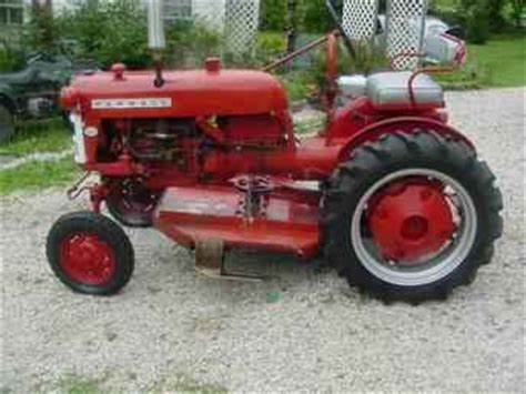 Used Farm Tractors For Sale 1959 Farmall Cub 2004 07 11