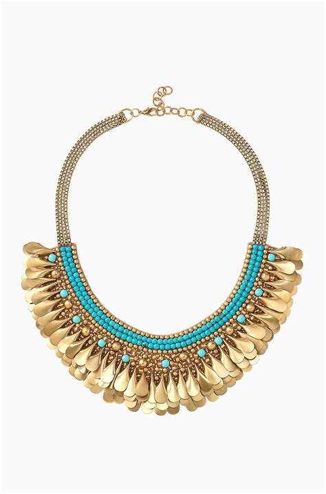 pari statement necklace shop new summer styles from