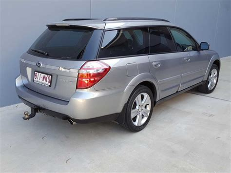 subaru awd wagon 2007 subaru outback awd wagon silver used vehicle sales