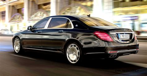 2015 Mercedes Maybach S600 Brings Royal Upgrades To New