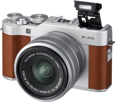 Kamera Fujifilm Untuk Pemula fujifilm x a5 kamera mirrorless pemula untuk foto