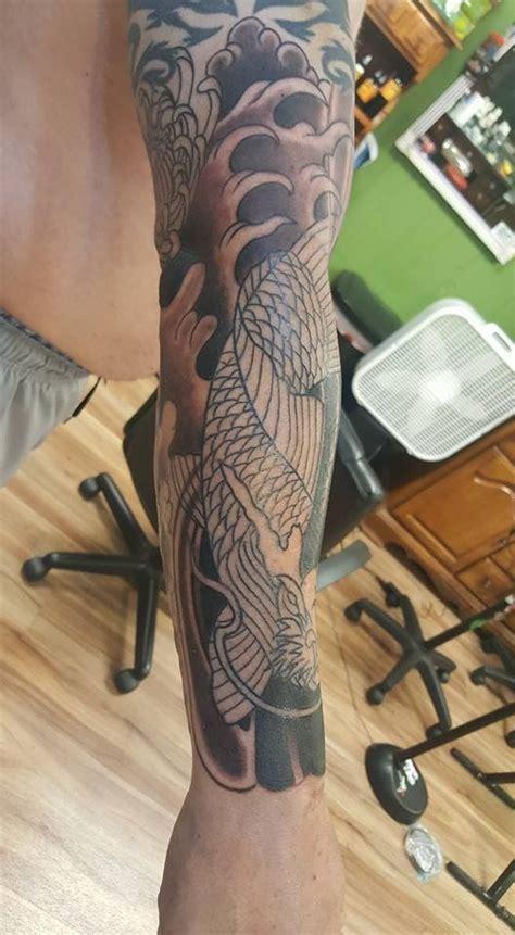 dragon s gate tattoo 17 best ideas about koi on koi