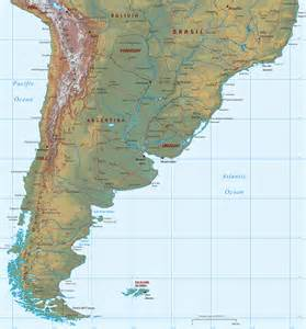 map of south america patagonia country of south america patagonia pictures to pin on
