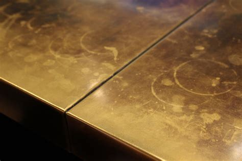 Brass Bar Top by Brass Countertops Manufacturer Table Tops And Bar Tops