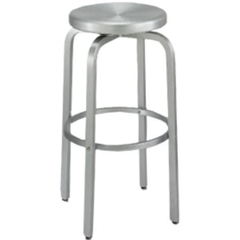 brushed metal bar stools brushed aluminum brushed aluminum bar stools