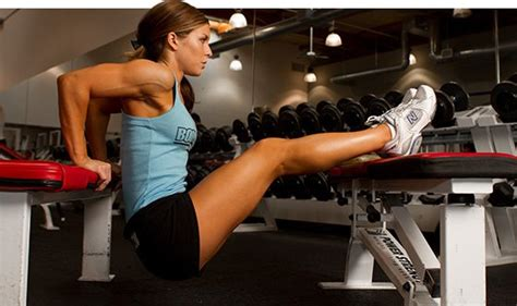 what does benching work out you can do dips your guide to this upper body blaster