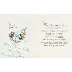 howard hughes wedding congratulations card to johnny weissmuller
