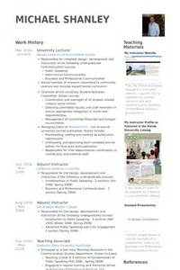 resume sles visualcv resume sles database