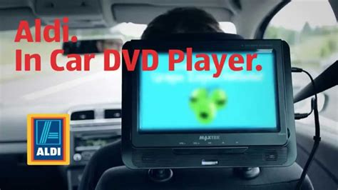 Auto Dvd Player by Aldi In Car Dvd Player Youtube