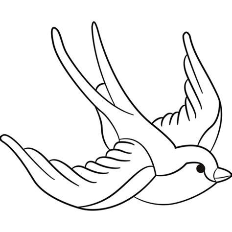golondrinas de graduacion flying swallow wall art bird wall sticker