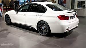 2012 bmw 3 series m performance accessories live