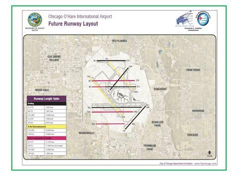 o hare runway diagram running the runways chicago tonight wttw