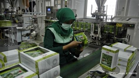 bangun pabrik produksi ewindo naik dua  lipat