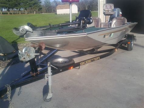 skeeter boats for sale usa skeeter zx18 boat for sale from usa