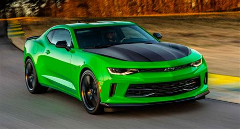 New Model Camaro by 2017 Chevrolet Camaro 1le Packages Beefed Up V6 And V8