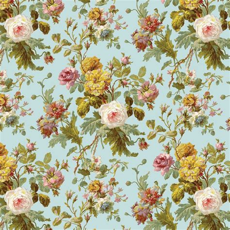 floral pattern on pinterest vintage floral pattern vintage floral wallpaper pattern