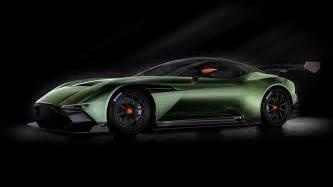 Aston Martin Geneva Geneva 2015 Aston Martin Vulcan Bows