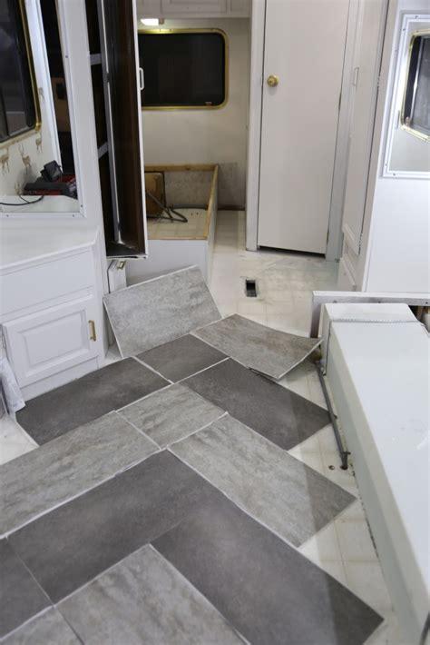 Rv Flooring Ideas by Travel Trailer Flooring Ideas Gurus Floor