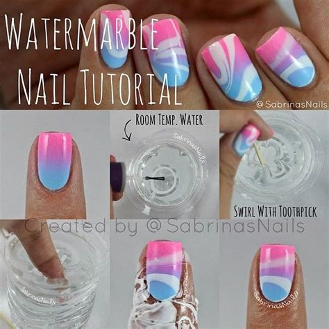 water marble nail art tutorial in hindi 17 best ideas about water marble nails on pinterest