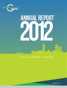 2012 Annual Report by 2012 Annual Report The Greenlining Institute