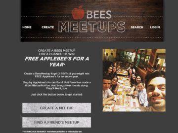 Applebees Sweepstakes - applebee s beesmeetup 2016 sweepstakes