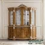 Gold Lemari Tv Hias model meja tv mewah klasik ukir marmer gold with lemari