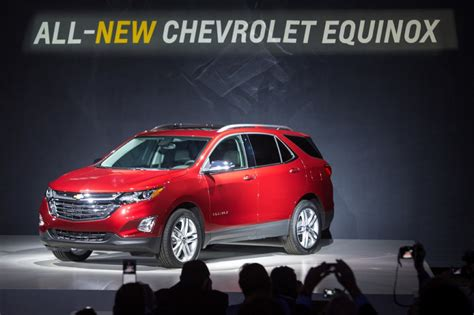 Chevy Equinox 2018 Pictures