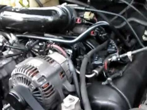 3 7 L Jeep Liberty Engine 2005 Jeep Liberty 3 7l Noise Part Ii Where S The Noise