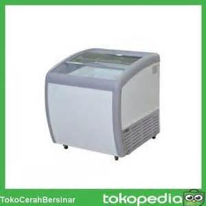 Freezer Fujitec harga freezer kaca melengkung gea sd160by banting harga pricenia