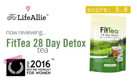 Fit Tea 28 Day Detox by Fittea 28 Day Tea Detox Review Prepare For Poo Poo