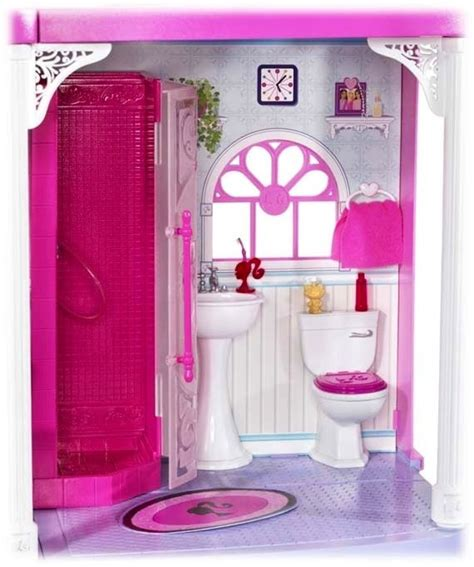 barbie bathroom furniture barbie bathroom barbie s dream house pinterest