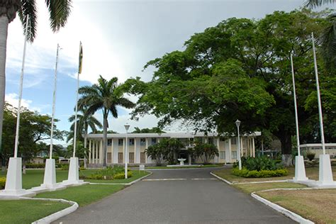 jamaica house office of the prime minister